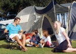 Choosing tent for family camping
